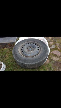 195/65 R16 Opel Zafira felgi stalowe  z oponami zimowymi