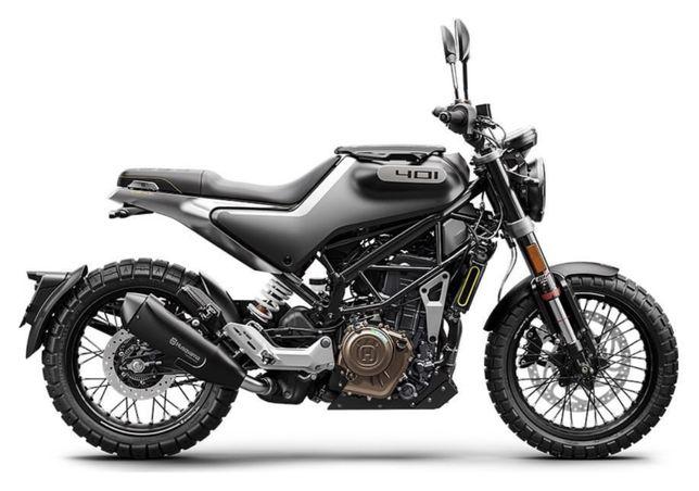 Мотоцикл Husqvarna SVARTPILEN 401 VITPILEN 401, модель  2021