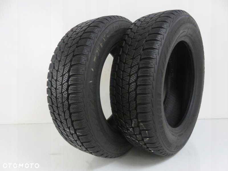 2x 195/65R15 OPONY ZIMOWE Bridgestone Blizzak LM25 Nowy Sącz - image 1