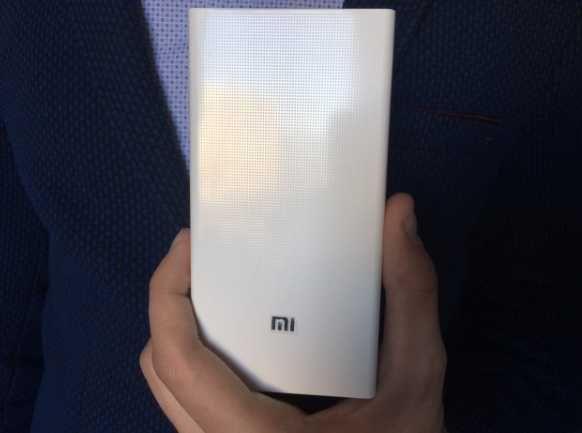 Power bank Xiaomi 20000mAh 2 USB