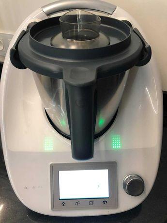 używany Thermomix TM5 z kompletnym wyposażeniem