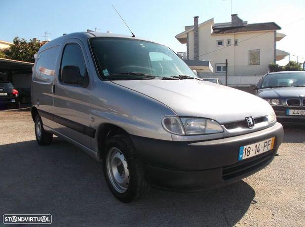 Peugeot Partner 1.9D (71cv)(4p)