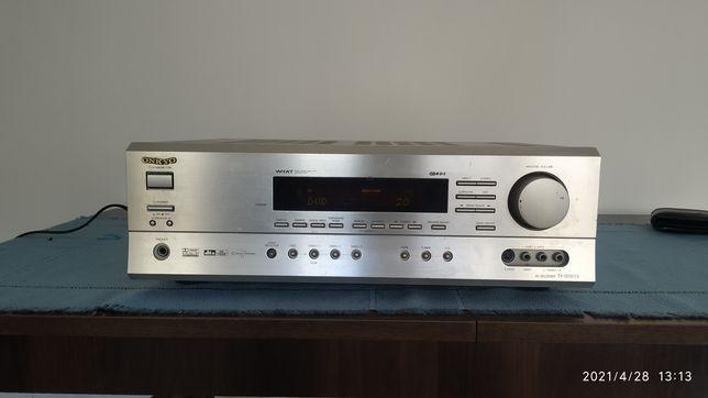 Amplituner Onkyo TX-SR501E Kino domowe 5.1 6.1