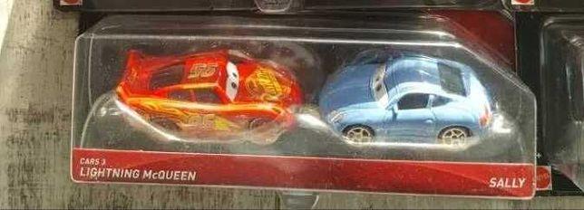 Disney Pixar Cars 3 Auta 3 Dwupak Mattel Sally i McQUEEN