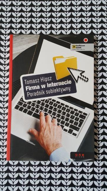 Książka: Firma w internecie - Poradnik Subiektywny
