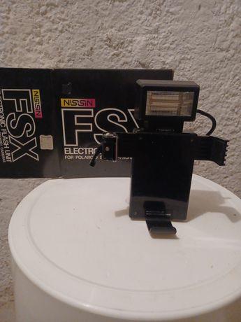 Nissan FSX flash lampa do aparatu do polaroida sx-70