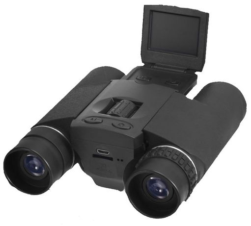 LORNETKA CYFROWA HD 720p 10x25 Zoom Kamera 3.0 LCD