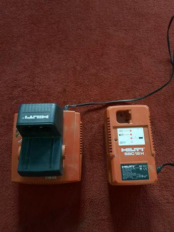 Зарядні пристрої HILTI