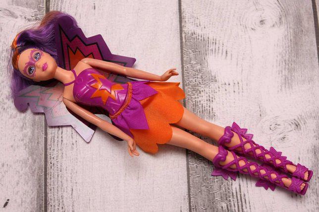 Lalka Barbie Mattel motyl jak nowa