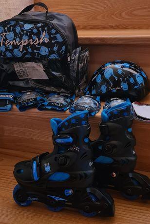 Роликовые коньки Tempish UFO Baby Skate размер 30-33