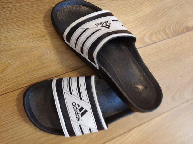 Klapki na basen i nie tylko, rozmiar 38, Adidas