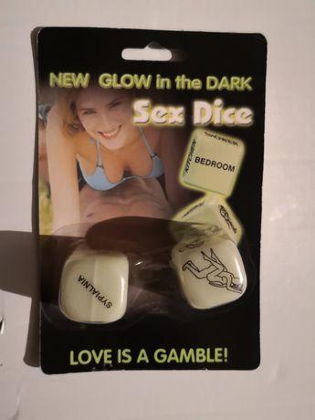 Kostki do gry Sex Dice dla dorosłych