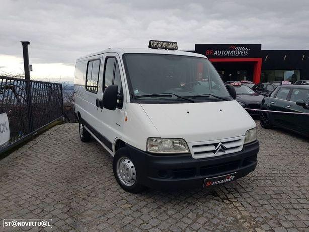 Citroën Jumper 2.0 Hdi 7 lugares