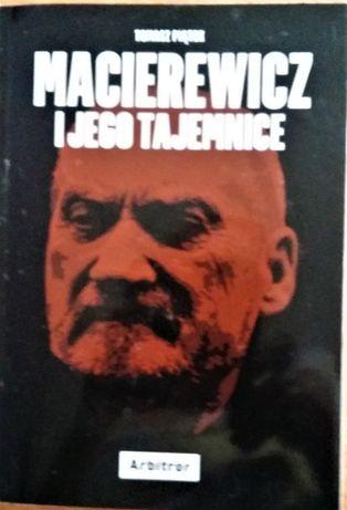 Macierewicz i jego tajemnice Tomasz Piątek