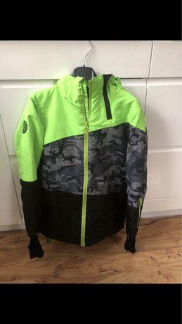 Sprzedam kurtke narciarska dla chlopca z RESERVED, rozmiar 146