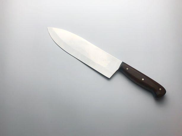 Нож Шеф ручной работы