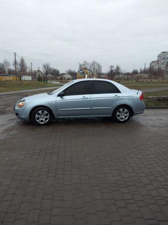 Продам автомобиль KIA cerato 2007. 1.6.ГБО