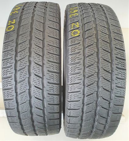 2x 215/65/16C Continental ContiVanContact Winter 109/107T OZ361