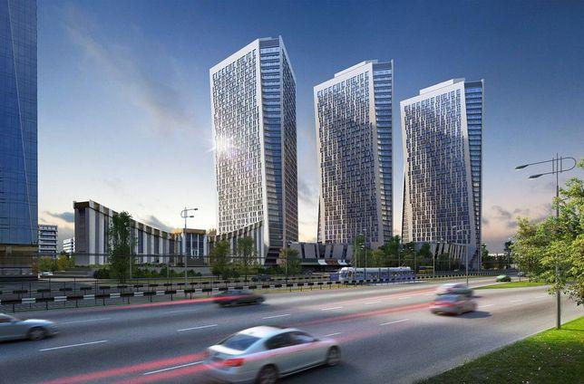 Продается новая 1-комнатная квартира в ЖК Manhattan City, рядом центр