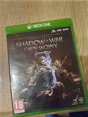 Xbox One SHADOW OF WAR Cień Wojny