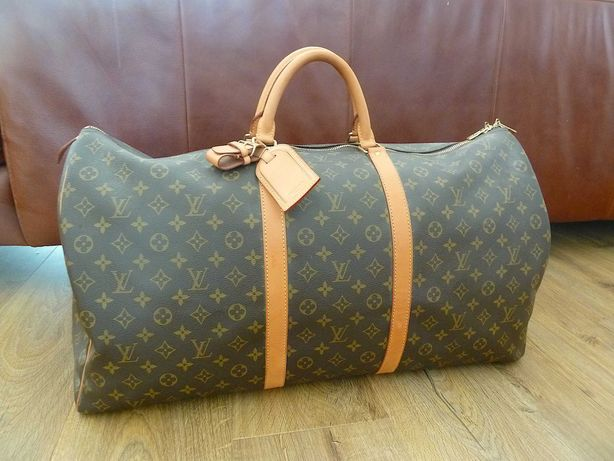 Authentic Louis Vuitton Keepall 60 Very Rare & in Excellent condition