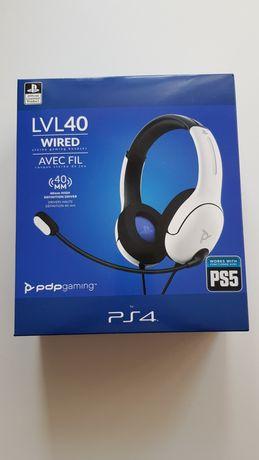 Słuchawki gamingowe LVL 40 Ps4 Ps5
