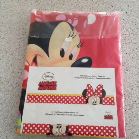 Pościel Disney Minnie Mouse -NOWA