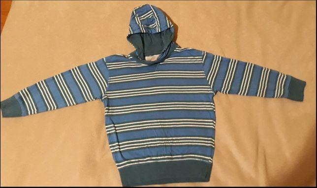 Bluza sweter koszulka T-shirt dla chłopca 110 116 + czapka lato gratis