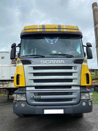 Продам седельный тягач SCANIA   R380 LA4X2MNA,  2006 г.в