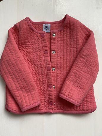 Bluza Petit Bateau rozmiar 24 dla dziewczynki