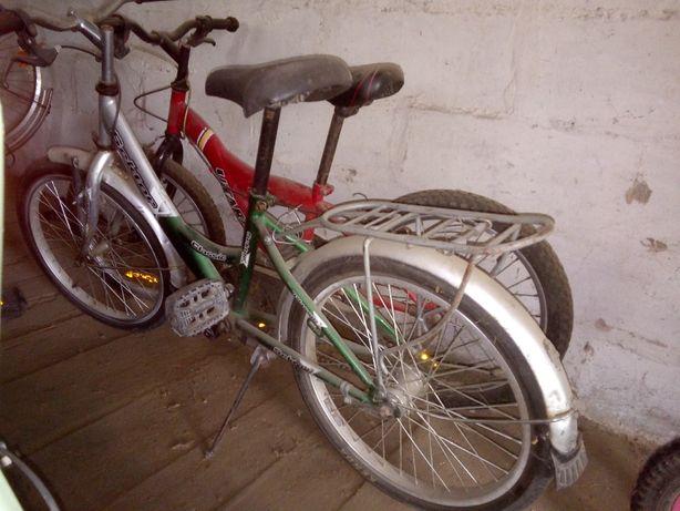 Rowery używane