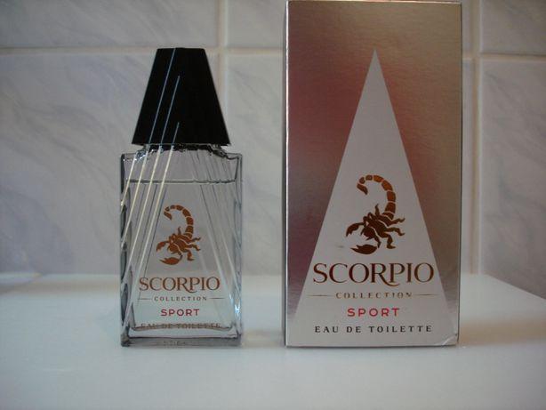 Scorpio Collection Sport 75 ml - Mega Unikat + gratis.