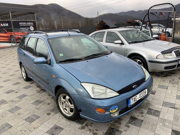 Форд Фокус ( 1.8 дизель) дуже економна!
