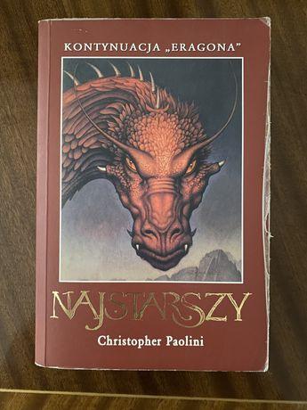 """Christopher Paolini """"Najstarszy"""""""