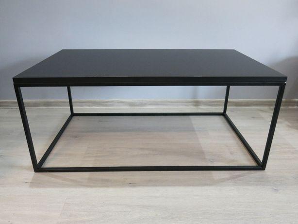 Pilne!! Stół stolik kawowy ława 90x60cm metal industrial loft