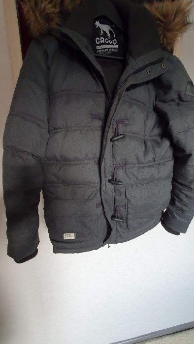 Куртка CROPP на синтепоне, размер 50 Донецк - изображение 1