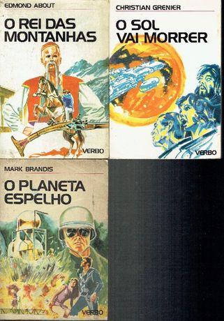 7925 - Literatura Juvenil - Colecção Galáxia da Verbo