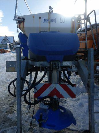 PIASKARKA schmidt stratos 3m3 zbiornik na solankę sterownik podpory