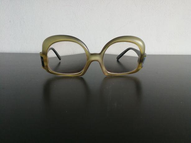 Okulary Christian Dior vintage