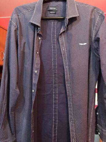 Koszula męska slim fit roz XL