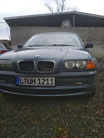 BMW 318i E46 benzyna