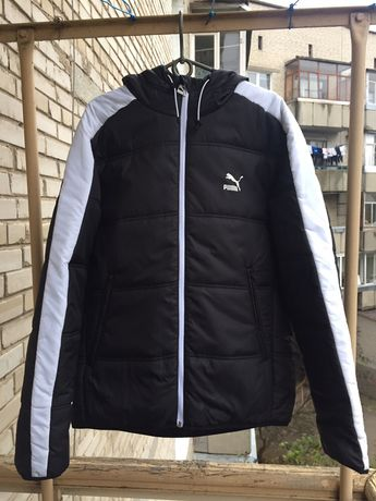 Новая куртка puma adidas nike