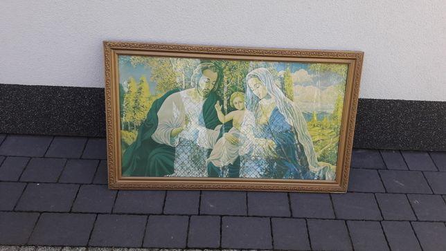 Obraz świętej rodziny 98x 59