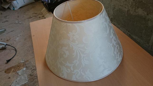 Abażur do lampy stojącej - średnica 20-40 cm, wys. 25 cm