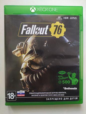 Игра Fallout 76 Xbox One