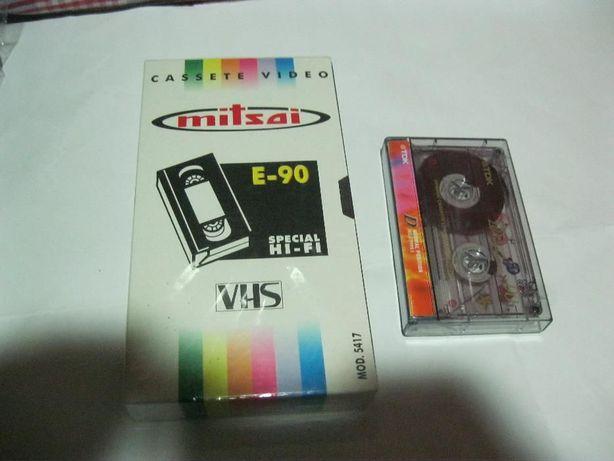 cassete VHS