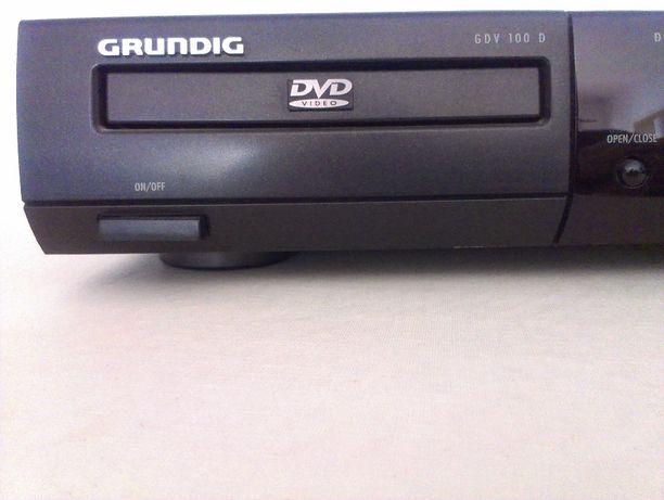 Vendo leitor DVD Grundig