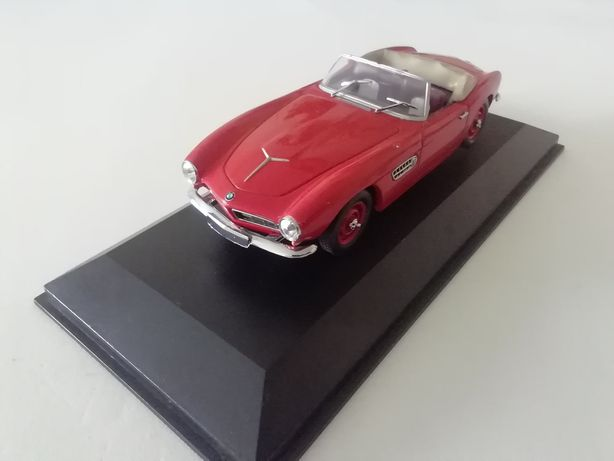 1/43 BMW 507 Roadster - 1956 (Miniatura - Minichamps)