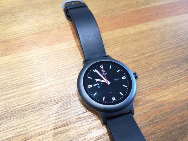 Smartwatch LG watch style W-270 - idealny stan