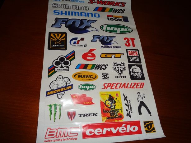 Shimano Autoculantes Folha de Vários Autoculantes